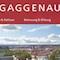 Das neue Internet-Portal der Stadt Gaggenau ist an den Bedürfnissen der Bürger und Redakteure ausgerichtet.