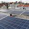 Konstanz: Photovoltaik-Module erzeugen im Drechslerweg zusätzlich zum Blockheizkraftwerk (BHKW) Mieterstrom.