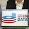 IT-Leiter Stefan Domanske (l.) und Projektleiter Hendrik Lampe vom Landkreis Lüneburg haben bereits über 100 Datensätze im Open-Data-Portal veröffentlicht.