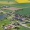 Die Gemeinde Bollewick verfügt über ein Nahwärmenetz und zwei Biogasanlagen und kann damit als Energie-Kommune des Monats überzeugen.