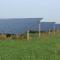 Dünnschicht-Solarmodule eines swt-Solarparks