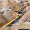 Die Kanal-Management-Software von Barthauer ermöglicht die gemeinsame Verwaltung von Steuer-, Breitband-, Glasfaser- und Energieleitungen in Verbindung mit Netzen weiterer Sparten.