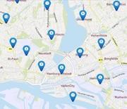 Über den Service Melde-Michel können Bürger die Stadt Hamburg über Schäden an der öffentlichen Infrastruktur informieren.