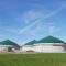 Die Biomethan-Anlage in Kroppenstedt speist analog zur Anlage in Klein Wanzleben Biomethan in das Erdgasnetz ein.