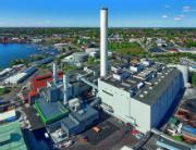 Seit April 2016 ist die neue GuD-Anlage der Stadtwerke Flensburg in Betrieb.