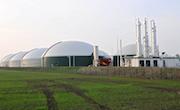Die MVV-Biomethananlage in Barby (Sachsen-Anhalt) wurde offiziell in Betrieb genommen.