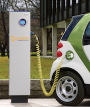 Fahrer von Elektrofahrzeugen können jetzt die Ladestationen von EnBW ohne Anmeldung nutzen.