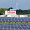 Solarpark: E.ON hat eine Leitwarte für das professionelle Management von Photovoltaikanlagen eingerichtet.