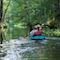 Im Spreewald soll man künftig nicht nur paddeln, sondern auch schnell surfen können.