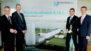 Im Herbst 2018 soll das Küstenkraftwerk K.I.E.L. in Betrieb gehen.