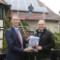 Nachhaltiger Hotelbetrieb Landhaus alte Scheune und Mainova treiben gemeinsam die Energiewende voran.