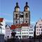 Im Rahmen der Digitalisierungsstrategie sollen in diversen Kommunen Sachsen-Anhalts – wie der Lutherstadt Wittenberg – WLAN-Hotspots eingerichtet werden.