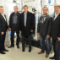 Offizielle Einweihung der Heizzentrale für das Neubaugebiet Lumdaniederung in Lollar.