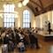180 Gäste kamen zum Open Government Tag. Laut Veranstalter gab es sogar eine Warteliste.