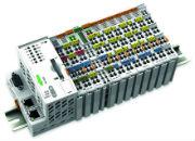 Eingabe/Ausgabe-Gerät WAGO-I/O-System 750: Mit einer Kombination aus Hard- und Software lassen sich Energiedaten ohne Programmieraufwand erfassen und verwalten.