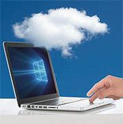 Microsoft öffnet das Fenster zur Cloud.