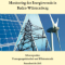 Der Monitoring-Bericht 2016 zur Energiewende beleuchtet die Themen Versorgungssicherheit, Energieeffizienz und Energiepreisentwicklung.