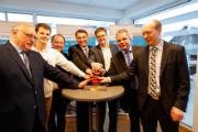 Das erste kommunale Glasfasernetz im Landkreis Bamberg ist gestartet.