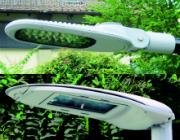 Die LED-Lampenköpfe der Serien Sirius I (oben), II und III (unten) sind mit neuester treiberloser AC-Technik ausgestattet.