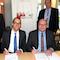 Stadt Butzbach wird 29. Partnerkommune des Frankfurter 115-Servicecenters.