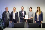 Die Transferagentur Bayern für Kommunales Bildungsmanagement begleitet  die Stadt Straubing beim Ausbau des Bildungsangebots.
