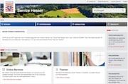 Das neue Verwaltungsportal service.hessen.de ist online.