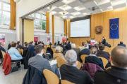 Kommunale Praktiker diskutierten auf dem kommunalen Praxisforum in Mayen über Herausforderungen in Zeiten der Digitalisierung.