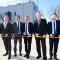 Feierliche Inbetriebnahme der neuen Energieverbundzentrale in Waldbronn.