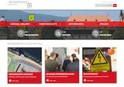 Die Vorhabenliste der Stadt Konstanz gibt es auf der Website und in gedruckter Form.