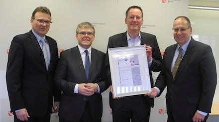 Die Stadt Mainz und ihr IT-Dienstleister KDZ treten der Einkaufsgenossenschaft KOPIT bei.