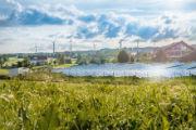 Wildpoldsried im Allgäu: Die Stromerzeugung aus erneuerbaren Energiequellen ist fünfmal höher als der Eigenbedarf des Dorfes. Ein Smart Grid tariert das Netz aus.