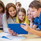Schulen in Schleswig-Holstein sind auf dem Weg zum Lernen mit digitalen Medien.