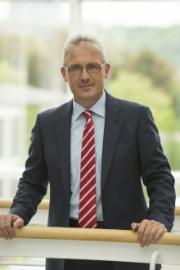 Josef Rönz wurde als Vorstandsmitglied der evm bestätigt.