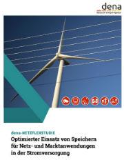 dena-Netzflexstudie: Die Mehrfachnutzung von Speichertechnologien kann die Kosten der Energiewende deutlich senken.