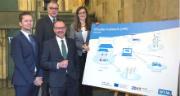Die Stadtwerke Wuppertal starten gemeinsam mit Partnern jetzt ein Klimaschutzprojekt zur intelligenten Vernetzung von Erzeugung und Verbrauch in Wohnquartieren.