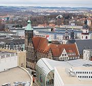 Die Stadt Chemnitz hat ein Open-Data-Portal freigeschaltet.