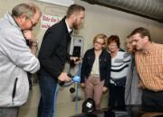 Insgesamt 61 Mitarbeiter haben sich im Kreis Soest bereits in Sachen E-Mobilität schulen lassen.