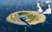 Drei Übertragungsnetzbetreiber unterzeichnen eine Vereinbarung über ein Windenergie-Verteilkreuz in der Nordsee.