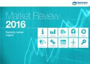 Die jährliche Marktanalyse Market Review des Übertragungsnetzbetreibers Tennet betrachtet die Entwicklungen auf dem westeuropäischen Strommarkt.