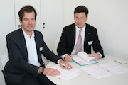 Die Stadtwerke MüllheimStaufen treten der Stadtwerke-Kooperation ladenetz.de bei.
