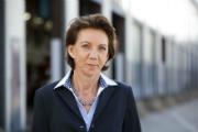 Gasag-Chefin Vera Gäde-Butzlaff zeigt sich auf der Jahrespressekonferenz mit dem eingeschlagenen Weg und dem Ergebnis des Konzerns zufrieden.