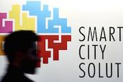 Auf der Themenplattform Smart City SOLUTIONS der Intergeo 2017 steht die Stadt von morgen im Mittelpunkt.