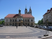 Auf einer Website mit virtueller Stadtkarte können Bürger ihre Ideen für das zukünftige Magdeburg hinterlegen.