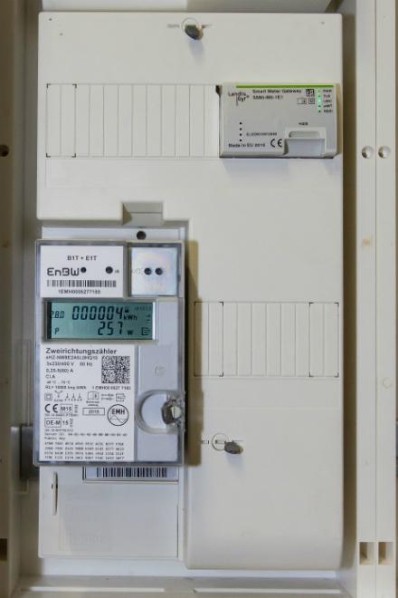 EnBW hat jetzt das Einsteigerpaket Smartpack 100 für die Gateway-Administration entwickelt.