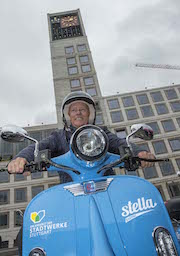 """Oberbürgermeister Fritz Kuhn: """"Die Elektromobilität ist nicht mehr aufzuhalten."""""""