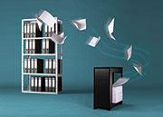 Bei E-Akte-Projekten kommt es auf die Organisation an.