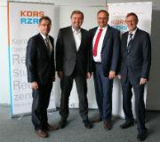 KDRS/RZRS: Neue Geschäftsführung im Amt.