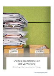 Für die Digitalisierung der deutschen Verwaltung werden zehn zu setzende Schwerpunkte empfohlen.
