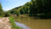 Nach Abschluss der Kanalsanierung ist der Stausee Ohrnberg wieder voll befüllt.