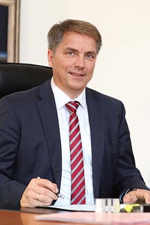 Oldenburgs OB Jürgen Krogmann
